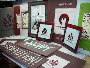 Give a Gift of Occupy Art