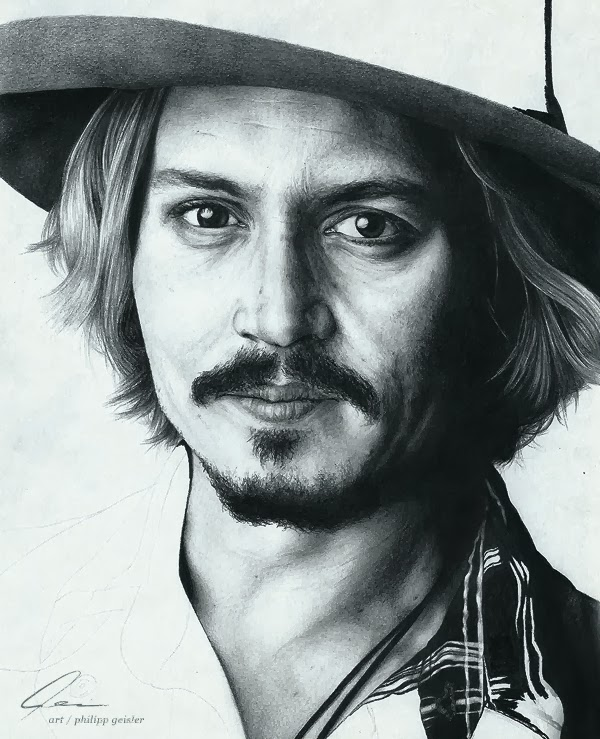 List Daftar Semua Film atau Movie Johnny Deep