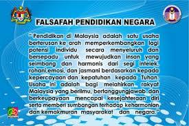 FALSAFAH PENDIDIKAN MALAYSIA