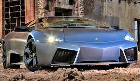 Mobil Sport Lamborghini Reventon Terbaru_4
