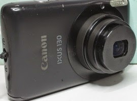 Camera Digital Canon Ixus 130
