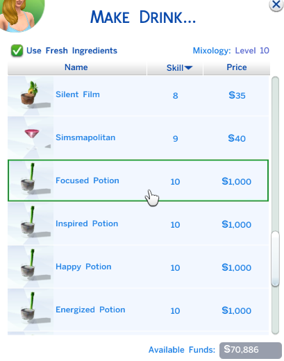 how to change sims mood cheat
