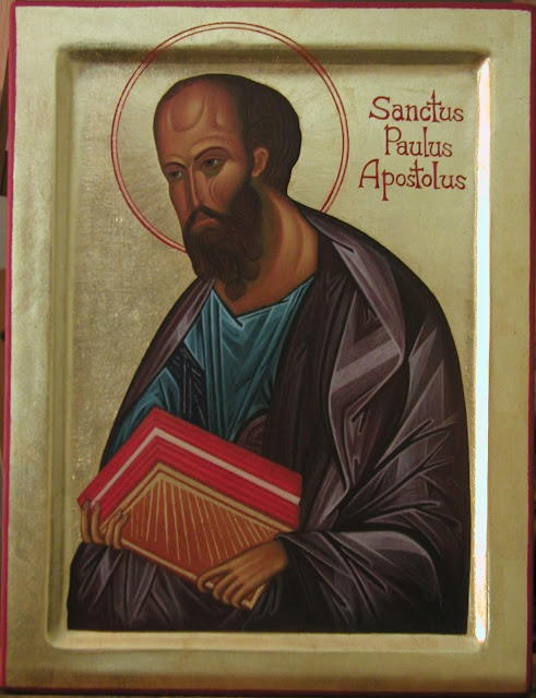 Spike is Best: Icon - St. Paul the Apostle: spikeisbest.blogspot.com/2013/04/icon-st-paul-apostle.html