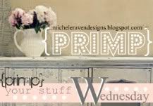 Primp your stuff Wednesday