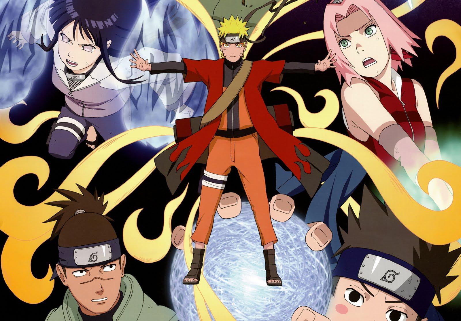 Naruto shippuden 2012