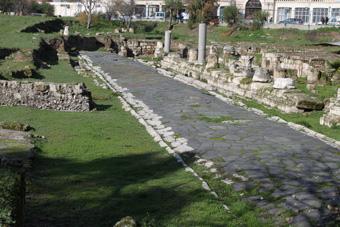 Antik Yollar : Antİk yol tarsus tarİhİ mekanlar