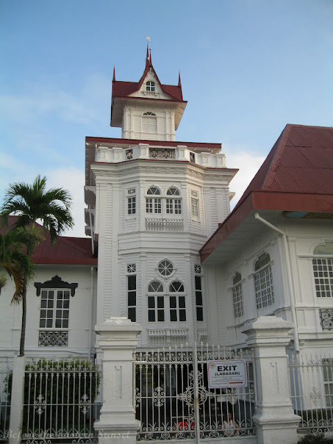 Tower of Aguinaldo Shrine