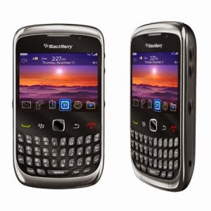 Review Spesifikasi Blackberry Curve 3G 9330