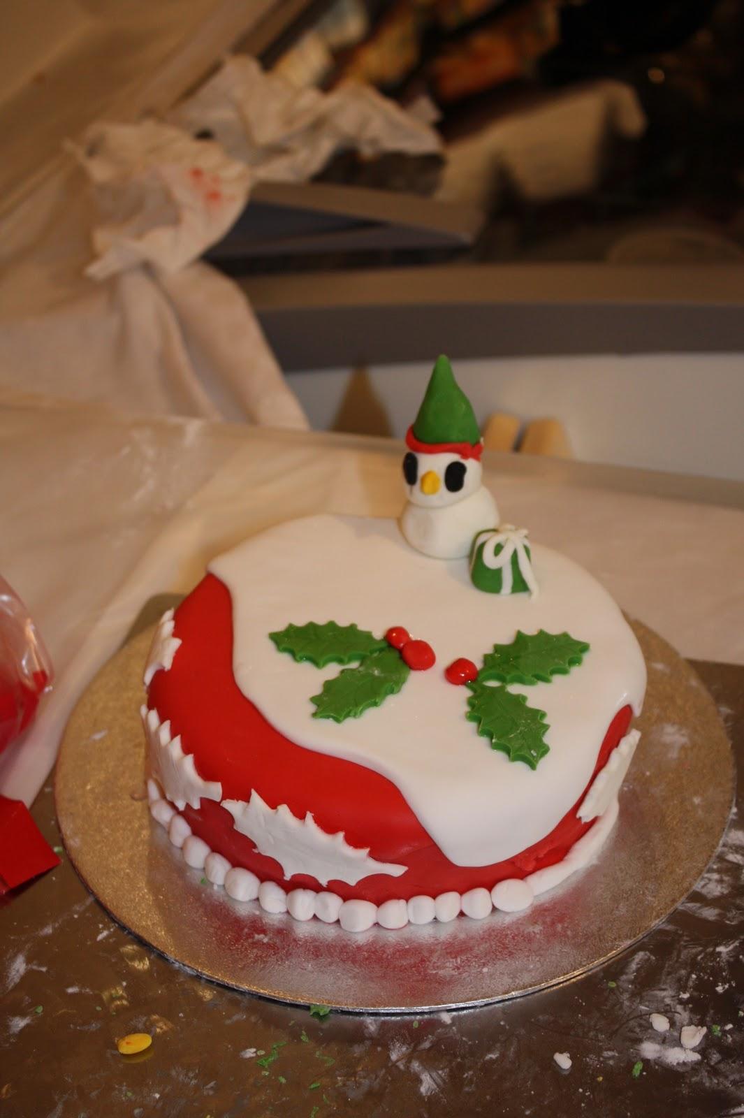 Food Fairies: due fate in cucina: Primo corso di Cake ...
