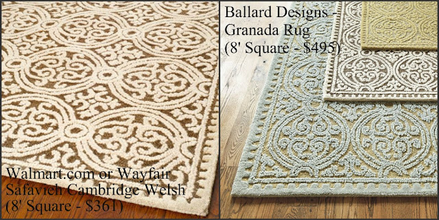 I Found Through Online Rug Searches That Retailers Will The Same But Change Names Making It Harder To Do Price Comparison