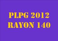Pengumuman Hasil Ujian Ulang 1 PLPG 2012 Rayon 140 UMP