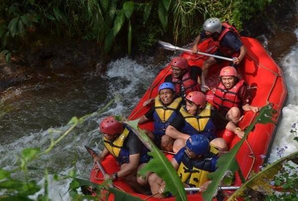 Wisata Adventure di Bandung Bersama Gravity Adventure