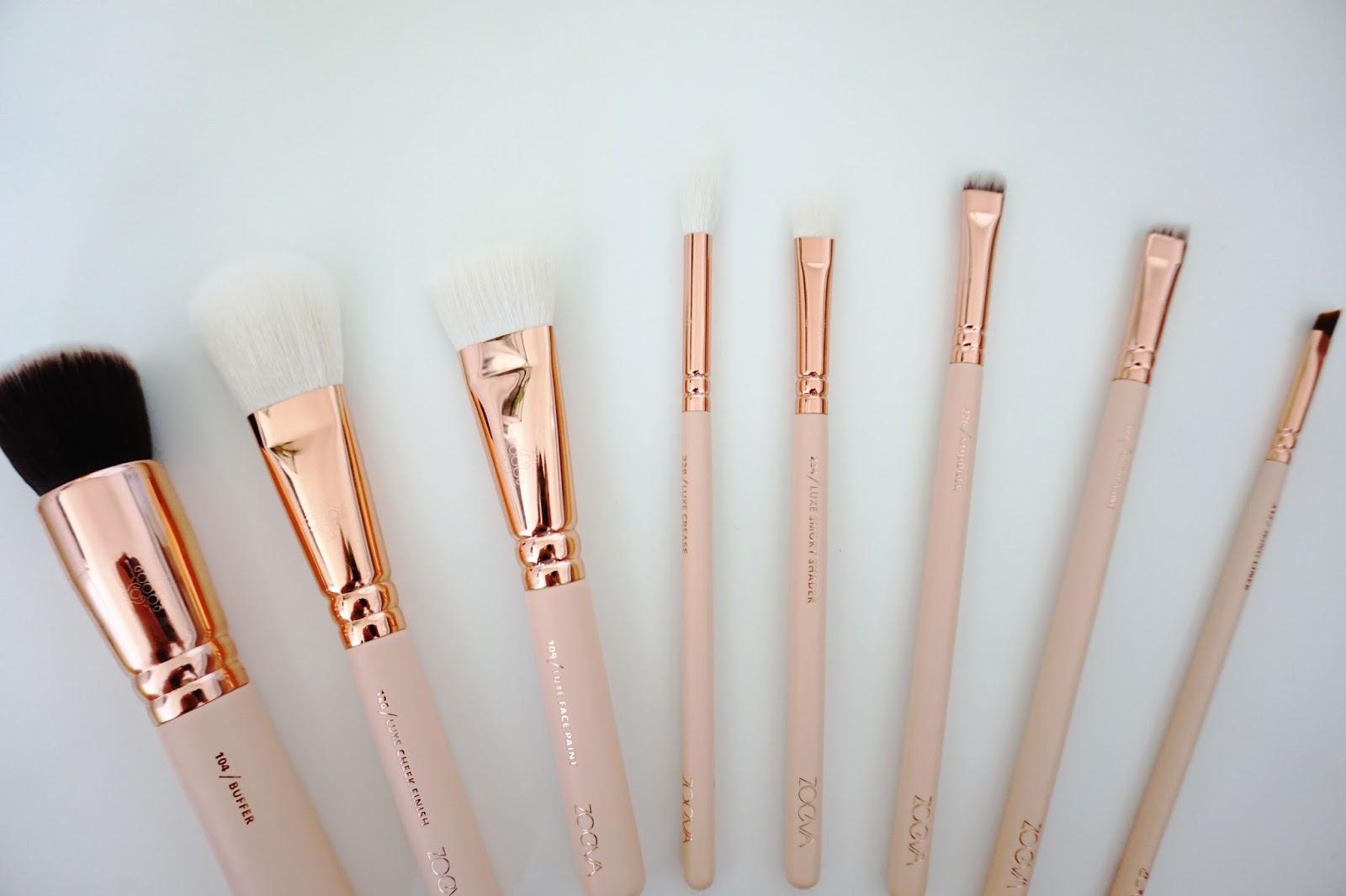 P&P: Zoeva Rose Golden Luxury Set Vol.2