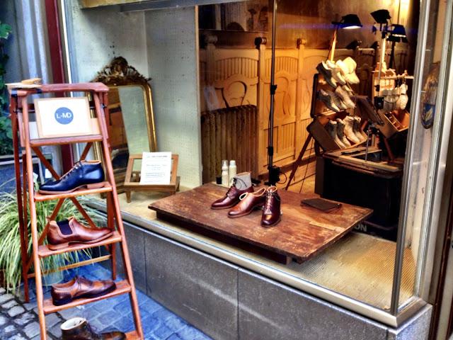 Shoemaker Zürich