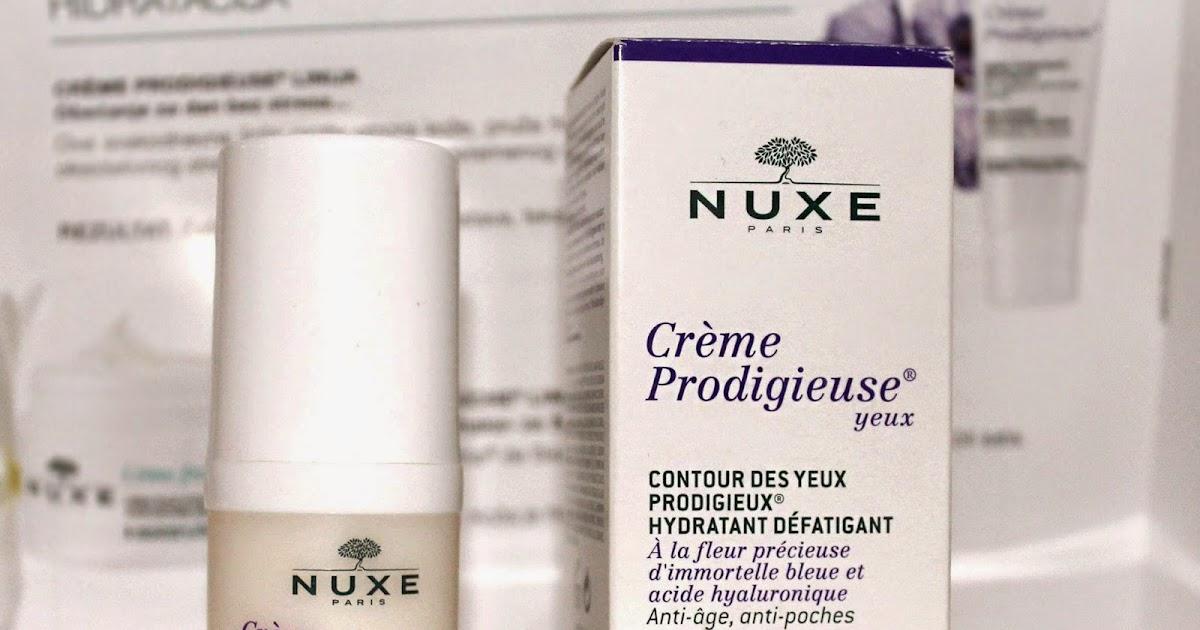 Šminka je ljubav: NUXE Creme Prodigieuse Yeux (Anti-Fatique Moisturising Eye ...