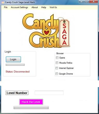 Candy Crush Saga Hack - Candy Crush Cheat