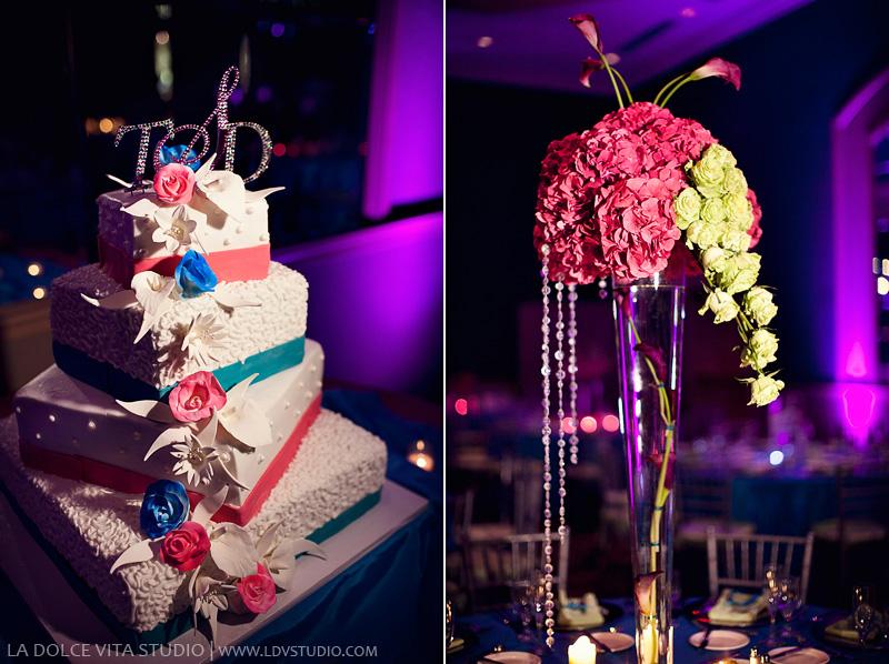 decoracao de casamento azul amarelo e rosa : decoracao de casamento azul amarelo e rosa:Ideias para casamento e festa: Decoração casamento azul e rosa