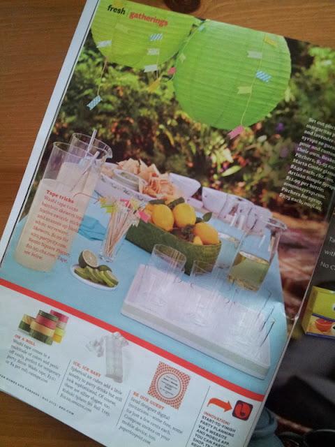Cinco De Mayo Better Homes Gardens magazine