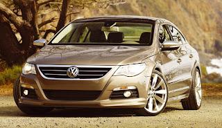 2011 Volkswagen CC Wallpaper