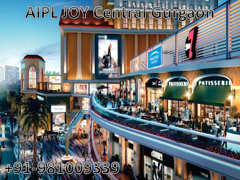 AIPL Joy Central Gurgaon