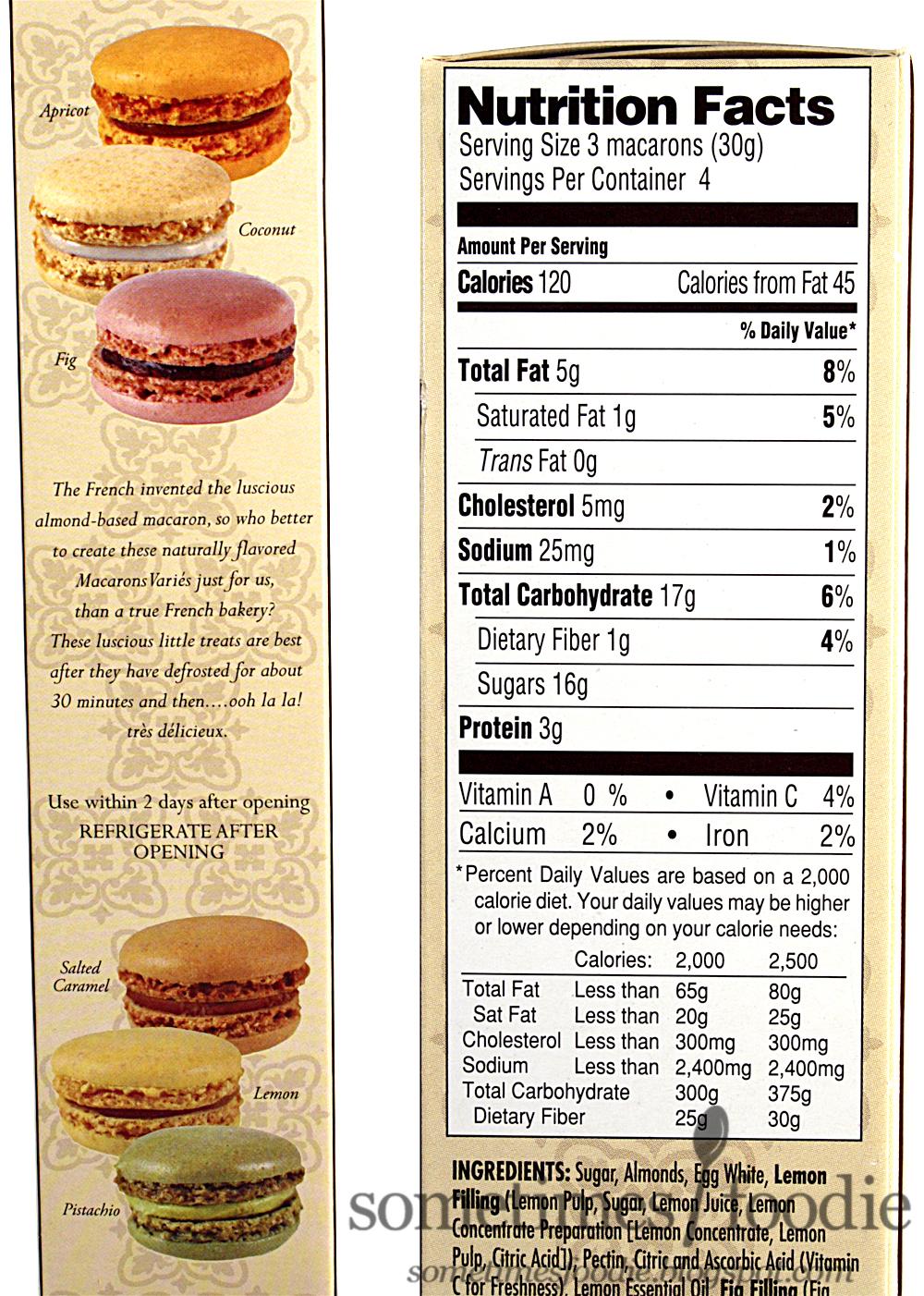 Sometimes Foodie Assorted Macarons Revisited Trader Joe S Marlton Nj