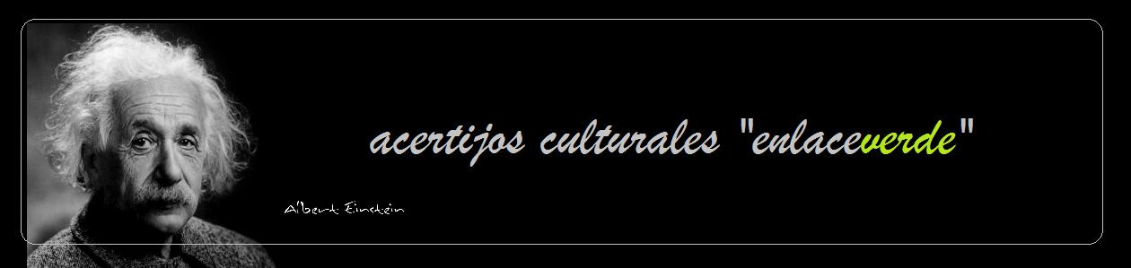 cultura / ... acertijos enlaceverde
