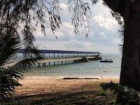 New jetty - Pulau Besar