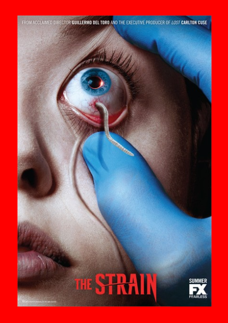 'The Strain' on FX by Guillermo del Toro
