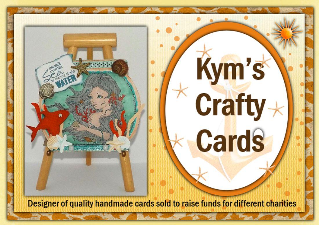 Kym's Crafty Cards