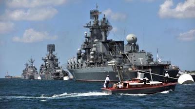 la proxima guerra flota rusa costas de siria tartus
