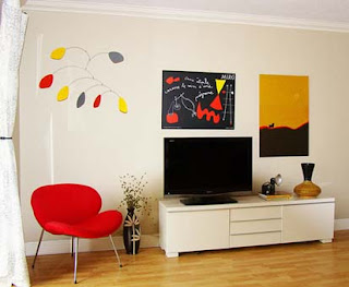 Melhores posições para a tv em uma sala dicas