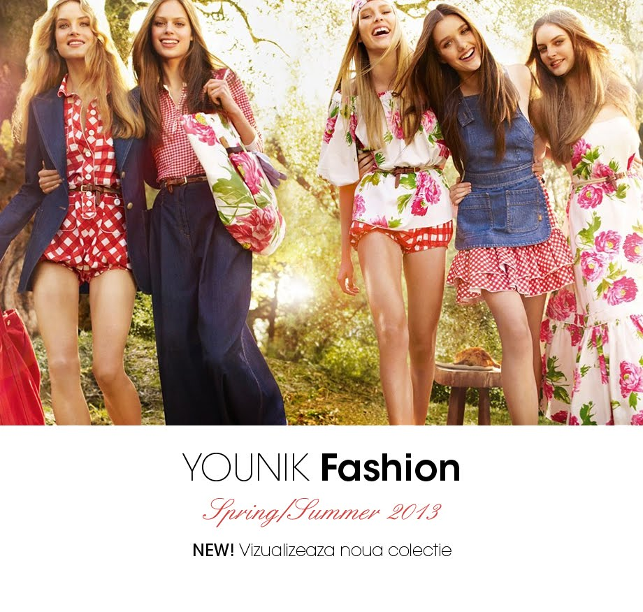 YOUNIK Fashion Magazin online