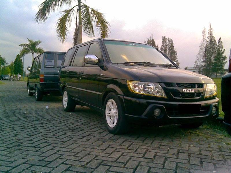modifikasi mobil isuzu panther 2007