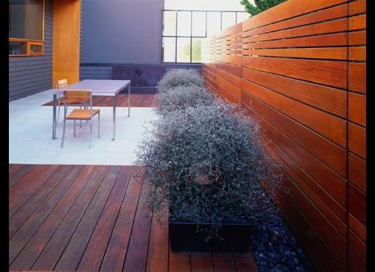 warna untuk pagar kayu