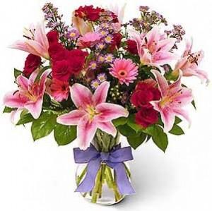 flores%2B %2B3 Decorar Sala com Flores