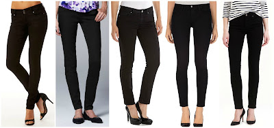 Alloy Apparel Twill Double Button Skinny Pant $29.90   Simply Vera Wang Slimming Skinny Jeans $34.99 (regular $50.00)   LC Lauren Conrad Skinny Jeans $36.99 (regular $50.00)  J Brand 811 Mid Rise Skinny Leg $72.50 (regular $145.00)  J. Crew Reid Jean in Black Wash $79.99 (regular $115.00)