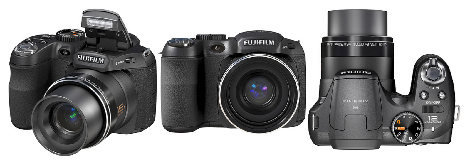 Looking like a million fujifilm finepix s1600 for Prix fujifilm finepix s1600