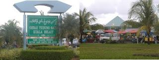 Gerai Tudung Saji in Kuala Belait