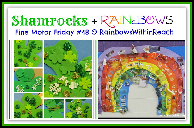 photo of: Shamrocks + Rainbows at RainbowsWithinReach