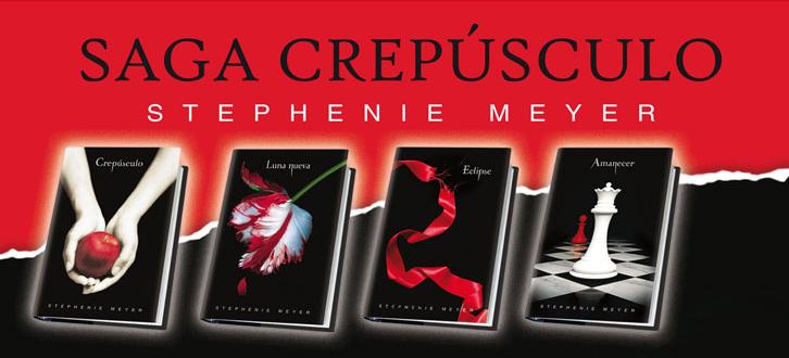 La saga Crepúsculo completa (5 libros)