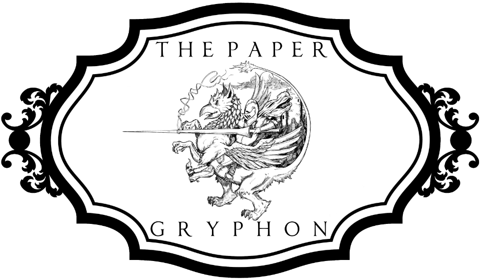 The Paper Gryphon: A Theology Student's Journey of Faith