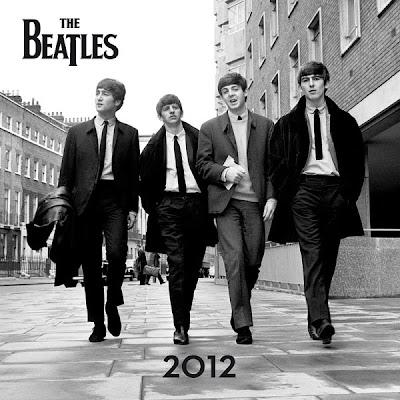Calendario Beatles