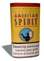 Tabaco American Spirit natural