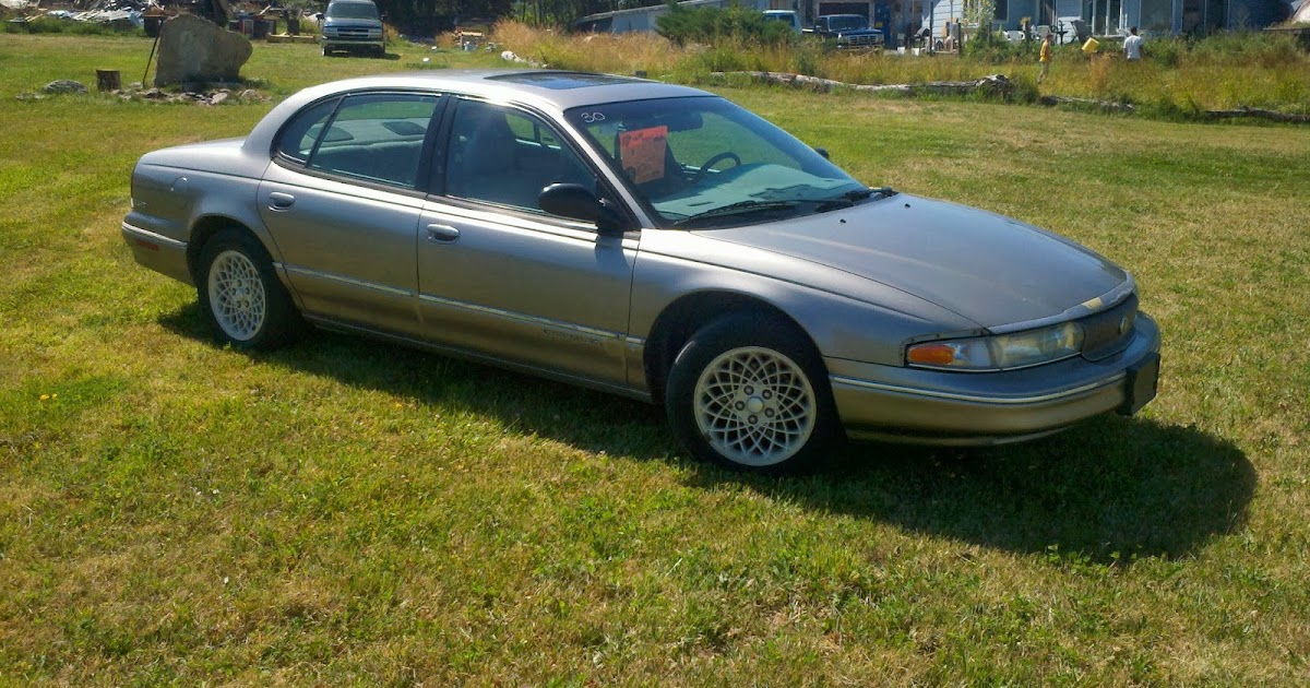 cars for sale at orangemt   1997 chrysler lhs 144k 1400 firm