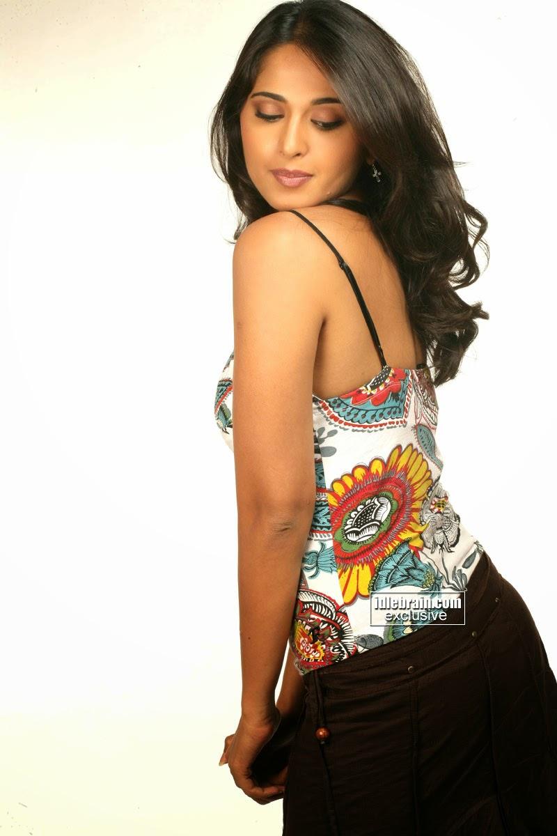 Anushka Shetty butt