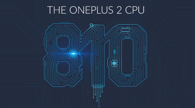 Snapdragon Chipsets supported 810, this Speed OnePlus 2