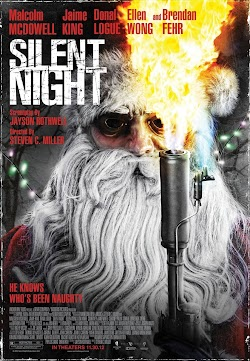 Giáng Sinh Kinh Hoàng - Silent Night (2012) Poster