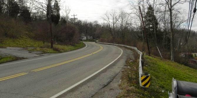 Jalan Raya Paling Angker