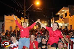 FESTA DA VITÓRIA DE NOEIDE E JOADY