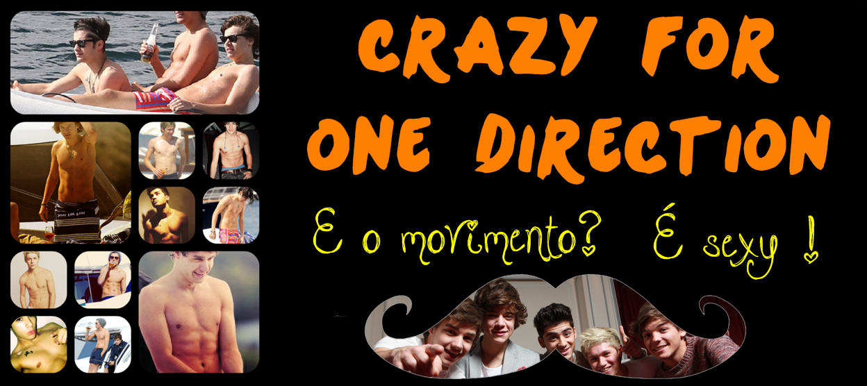 Crazy For One Direction Brasil